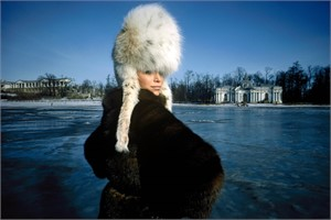 Leningrad: Upper Bath House at the Catherine Palace in nearby Pushkin (Edition 15/100), 1967