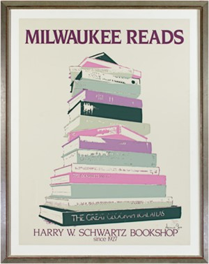 Milwaukee Reads - Harry W. Schwartz Bookshop Since 1927, 1984
