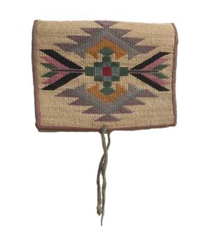 Folding Corn Husk Bag