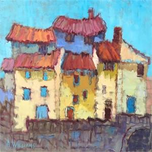 Village Near Montpellier