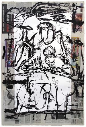 Untitled (Rejoneador), 2012
