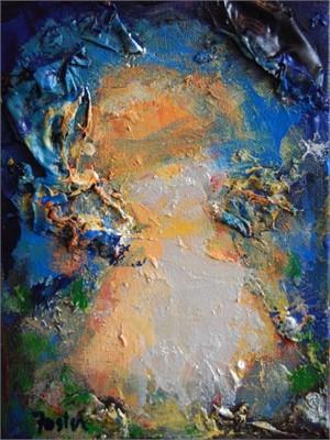 Moonlight Blue (bottom), 2013