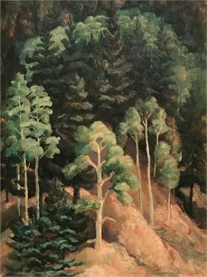 Aspen, c. 1945