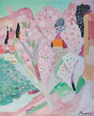 Flowering Tree, 2001