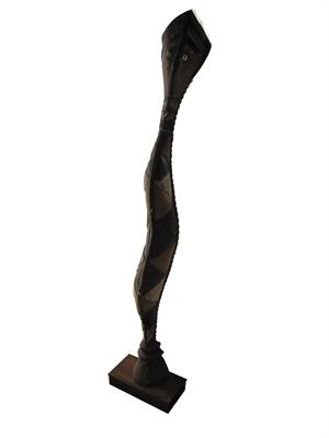 Baga Snake-French Guinea, c.1925