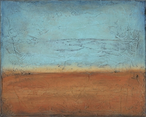 Desert Meditation VI, 2019