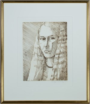 Self Portrait 1974, 1974