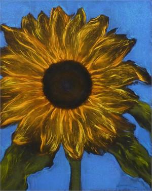 Iconic Sunflower