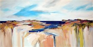Deep Blue Dunes