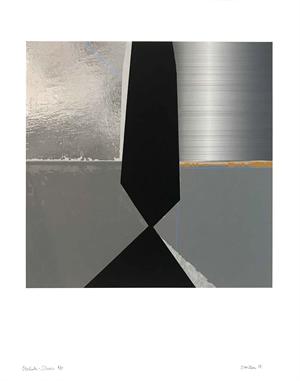 Obelisk- Silver