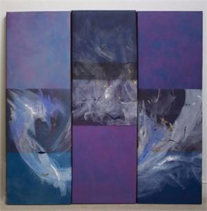 The Big Splash (Triptych)