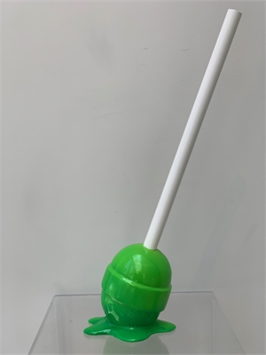 The Sweet life small Green lollipop, 2019