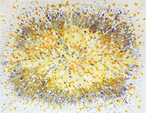Quantum Saffron Light, 2017