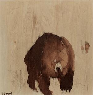 Brown Bear I, 2019