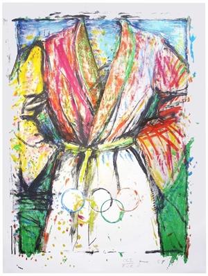 Olympic Robe, 1988