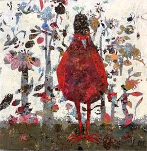 Garden Bird 56