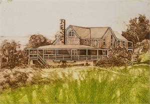 Darcy's Sandcastle I 9/50 by Grace Bentley-Scheck