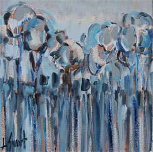 Blue Trees, 2019