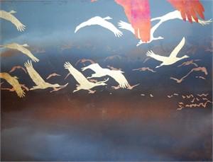 Gulf Fly Away - SOLD, 2014