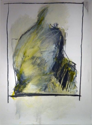 Seated in Chair, 1991