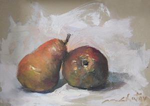 Bartlett Pear Duo