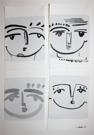 Four Faces, 2015
