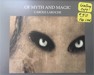 BOOK OF MYTH AND MAGIC $50  Cloth