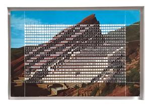 Borrowed Landscapes Study No.53/Colorado, Red Rocks Amphitheatre