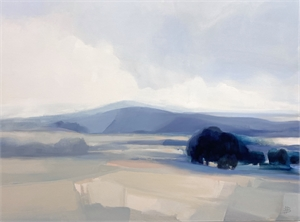 Blue Hills by Hannah Bureau