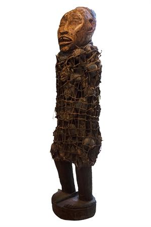 Nkondi Bakongo Fetish - Zaire, c.1930
