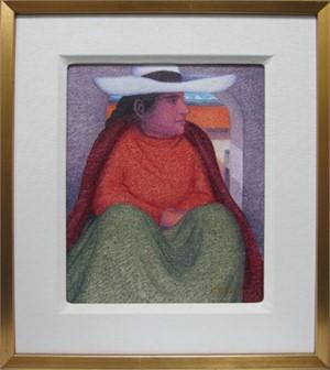 Mujer De Cajamarca, 2000