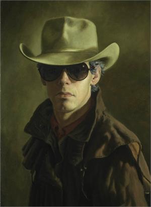"PETER GRANUCCI, ""Self Portrait"""
