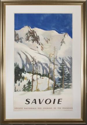 Savoie (Societe Nationale des Chemins de Fer Francais), 1948