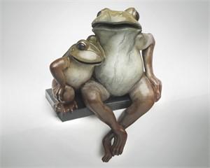 Jambes Frog Mom & Baby (2/5)