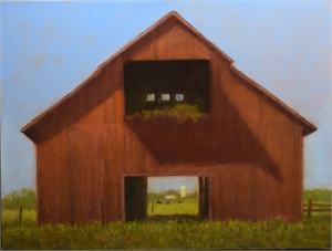 Barn Series: Red Barn