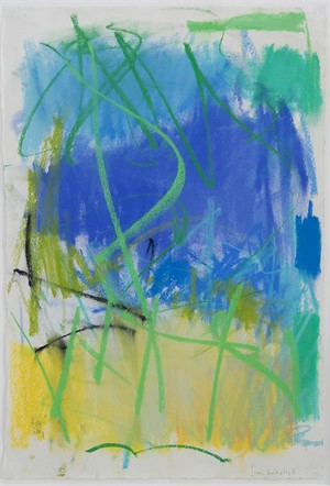 Untitled, Blue, 1979