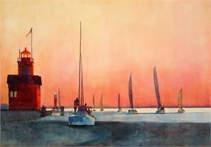 Sailor's Delight by Kirsten Barton