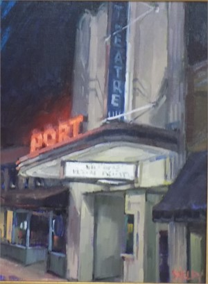 Port Theatre After Glow, 2018