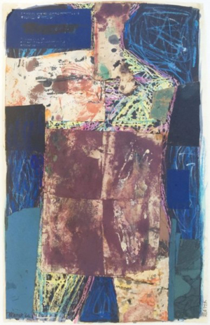 Figure in Beach Towel, 1968