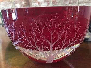Ruby 'Winter Bowl'