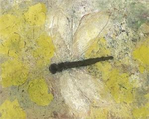 Dragonfly by David Brayne R.W.S.