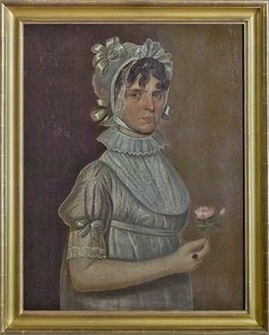 Portrait of Nancy Stacy (1774-1844), c.1799