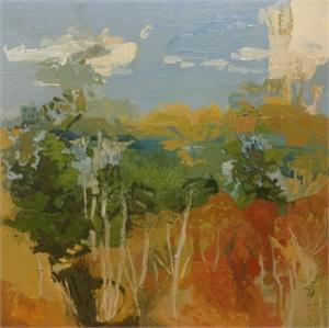 Little Meadow by Amy Falstrom