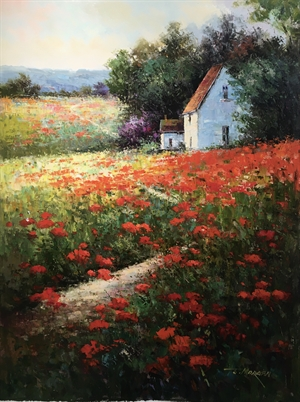 POPPY TRAIL by J MORGAN