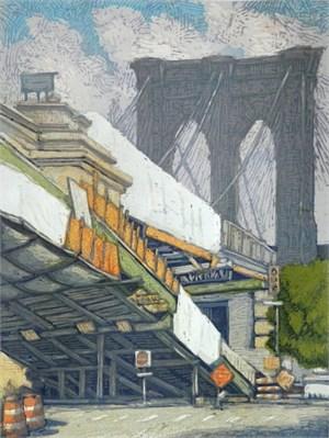 Brooklyn Bridge a la Cristo (12/23)