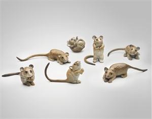 Salt Marsh Mice Set (2/20)