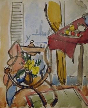 Still Life, 1928