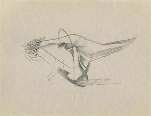 Line Drawing, c. 1938-40