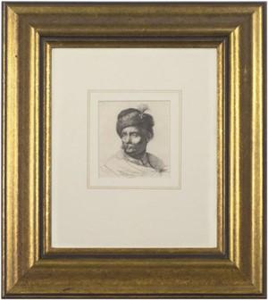 Portrait of Man, c.1635