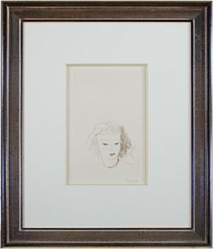 Jeune Fille, c.1930's